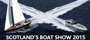 Scotlands Boat Show 2015