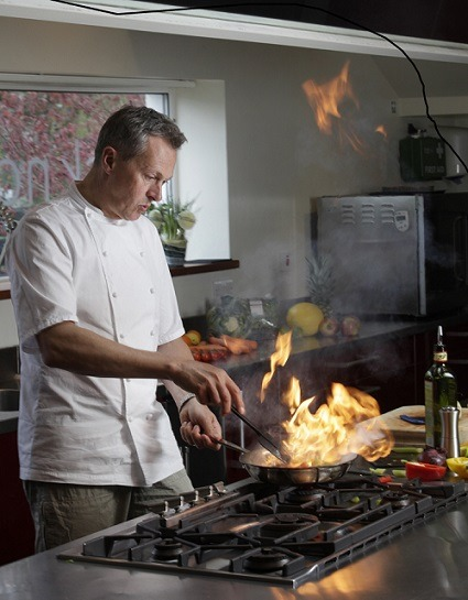 Nick Nairn & WCS Live Cooking Demonstrations